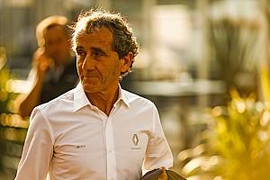 Prost: Red Bull'un ayrılığı Renault'yu üzmüyor