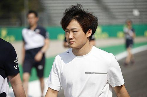 Tsunoda surprised AlphaTauri handed him new F1 contract