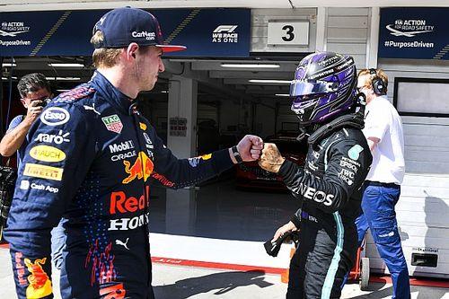 """Red Bull n'a pas de problème avec le """"jeu"""" de Hamilton en fin de Q3"""
