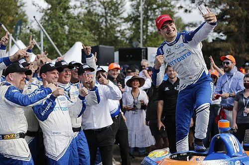 ¿Quién es Alex Palou, líder de la IndyCar 2021?