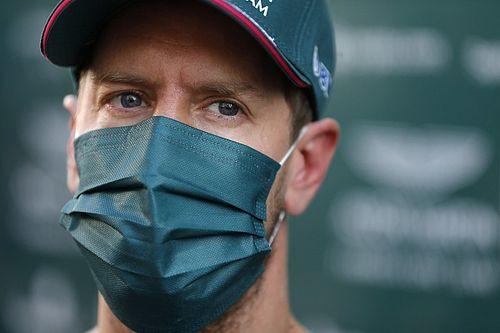 """Vettel: """"Sanırım Lance beni görmedi"""""""