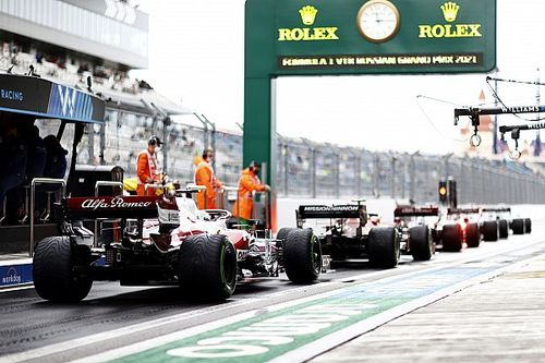 A qué hora es y cómo ver la carrera de la F1 en el GP de Rusia