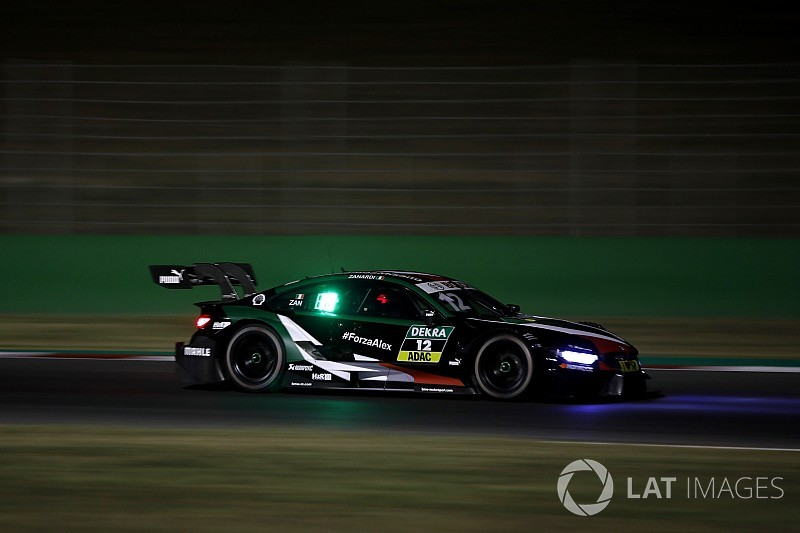 BMWs Pläne mit Alex Zanardi: Volle DTM-Saison?