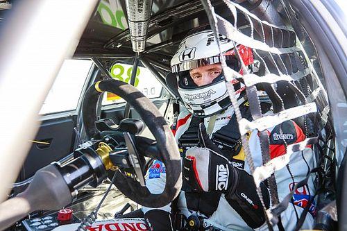 Unfallfolgen: Honda-Pilot Dominik Fugel lässt TCR-Saison 2017 aus