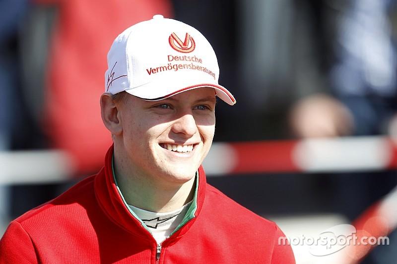 Schumacher naik kelas ke F3 bersama Prema