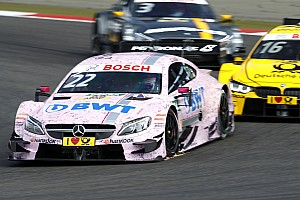 DTM Qualifying report Nurburgring DTM: Auer again quickest in qualifying