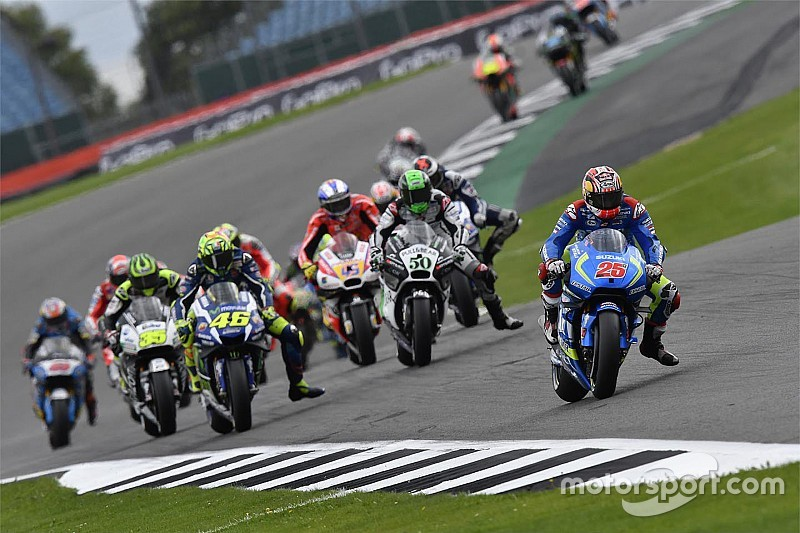 Silverstone Hopes Circuit Of Wales Doesn T Happen To Keep Motogp