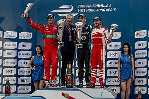 Formula E Race report Hong Kong ePrix: Top 5 quotes after race