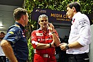 Horner unimpressed by Ferrari's bid to challenge Vettel penalty