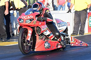NHRA Qualifying report Pritchett, Hight, Gray and Arana Jr. maintain No. 1 qualifying positions Saturday at Brainerd