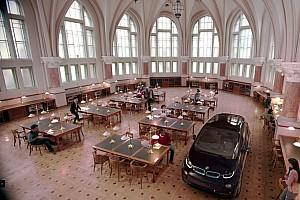 Automotive Noticias de última hora ¿Puede circular un BMW i3 por una biblioteca?