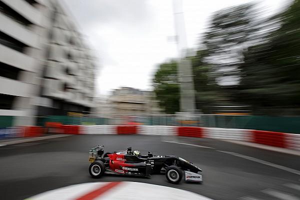 F3-Euro Reporte de la carrera Joel Eriksson gana la primera carrera de la F3 en Pau