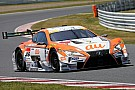 Super GT Autopolis Super GT: Nakajima, Rossiter win after race-deciding crash