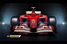 F1 2017'de yer alacak klasik araçların tam listesi ortaya çıktı