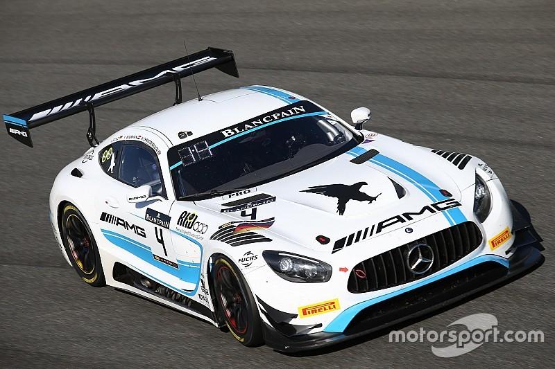 El Mercedes-AMG GT3 #4, pole en los 1000km de Paul  Ricard
