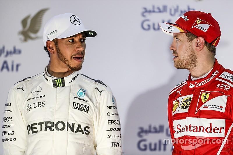 """Ecclestone: """"Hamilton lesz a bajnok, nem Vettel…"""""""