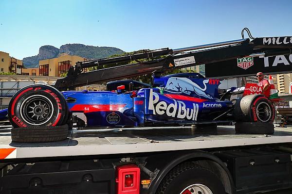 Formule 1 Nieuws Toro Rosso-baas gefrustreerd over rijgedrag Perez