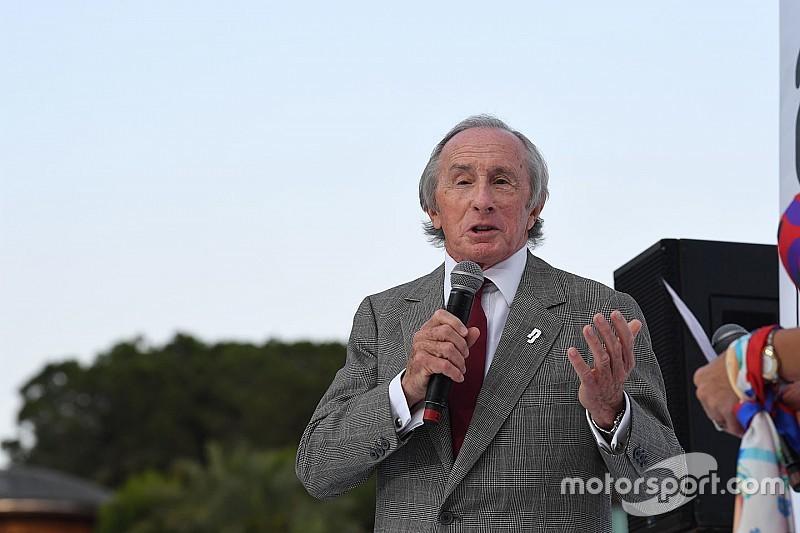 "Jackie Stewart defiende al Halo: ""salvará vidas"""