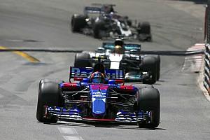 Sainz: La F1 necesita que la mitad de la parrilla luche por el podio