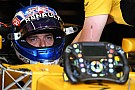 Formula 1 Palmer: I'm not worried about my future