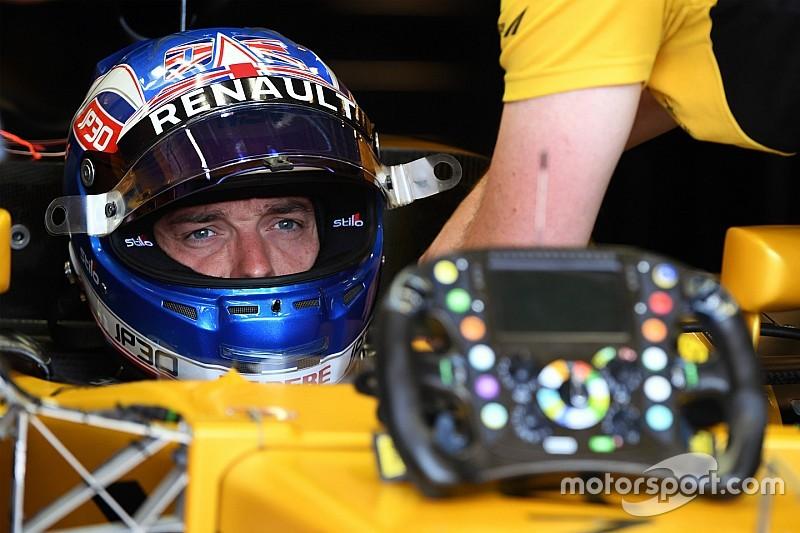 """Palmer: """"No estoy preocupado por mi futuro en la F1"""""""