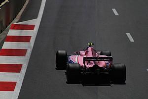 Ocon és Perez elintézte egymás Baku GP-jét