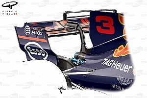 Formel 1 Analyse F1-Technik: Flügel der Topteams beim GP Aserbaidschan 2017 in Baku