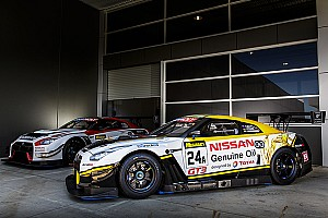 Endurance Breaking news Covers come off factory Nissans ahead of Bathurst