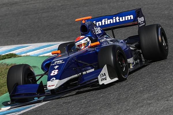 Jerez - Le rookie Menchaca est le plus rapide