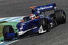 Formula V8 3.5 Jerez - Le rookie Menchaca est le plus rapide