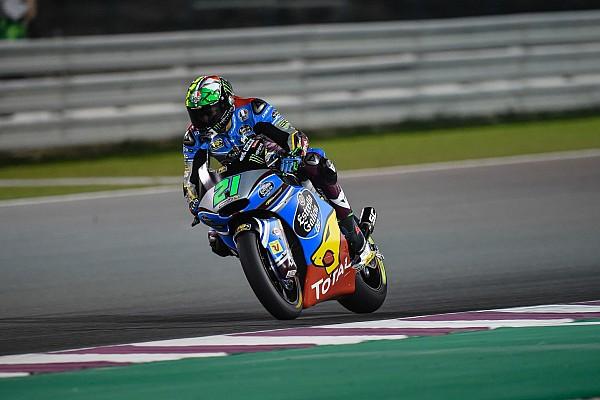 Moto2 Race report Moto2 Qatar: Tampil dominan, Morbidelli rebut kemenangan perdana