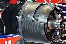 Formula 1 Toro Rosso: il disco Brembo ha sei fori di raffreddamento