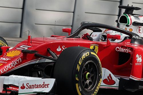Gallery: All F1 cars with Halo cockpit protection device
