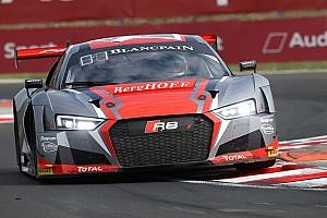BSS Reporte de la carrera El Audi de Vanthoor y Fässler venció las Blancpain en Hungaroring