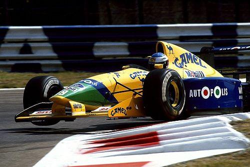 Briatore over Schumacher: "Bijna iedereen wilde Frentzen"