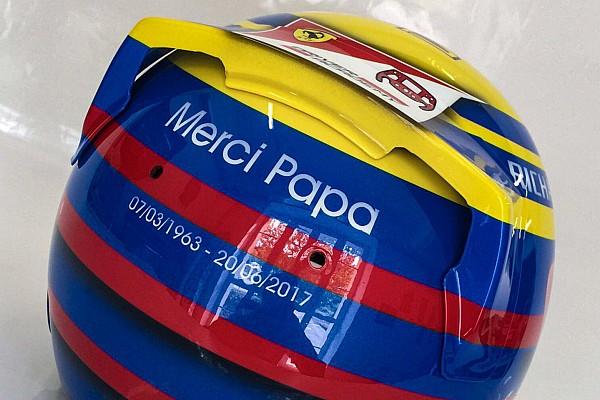 FIA F2 I più cliccati Fotogallery: il nuovo casco di Charles Leclerc ispirato a quello del padre