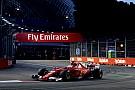 Confira placares nos duelos internos de grid da F1 em 2017