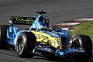 Galeri: Carlos Sainz'ın Renault R25 ile olan gösterisi sürüşü