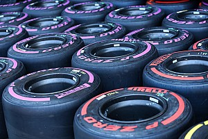 F1 Noticias de última hora Elección de los neumáticos para el Gran Premio de los Estados Unidos