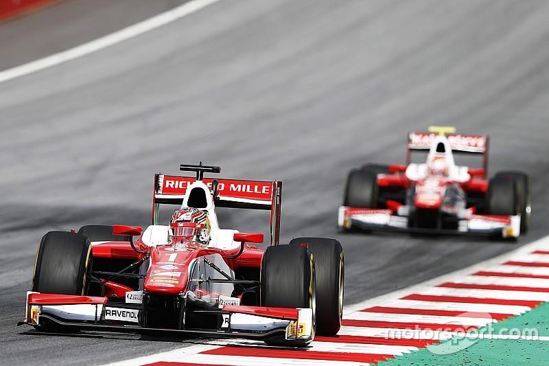 Prema se pensaría entrar en F1 con un coche cliente