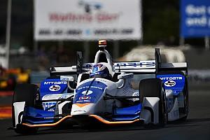 IndyCar Crónica de entrenamientos Dixon lidera la tercera en el Glen y Muñoz en 15°
