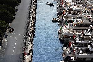Formel 1 Ergebnisse Formel 1 2017 in Monte Carlo: Ergebnis, 1. Training