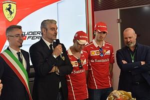 Forma-1 BRÉKING A Ferrari elnyerte a Lorenzo Bandini díjat