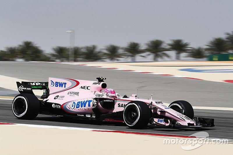 Технический анализ: в Force India взялись за слабые места VJM10