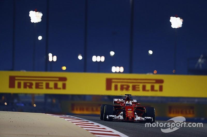 Гран Прі Бахрейну: Феттель на мить швидший за інших у другій практиці