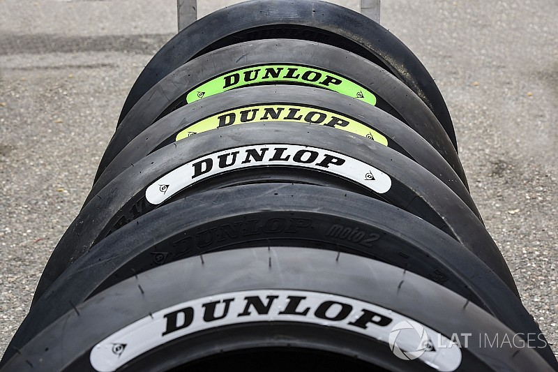 Dunlop renueva como suministrador único de Moto2 y Moto3 hasta 2020