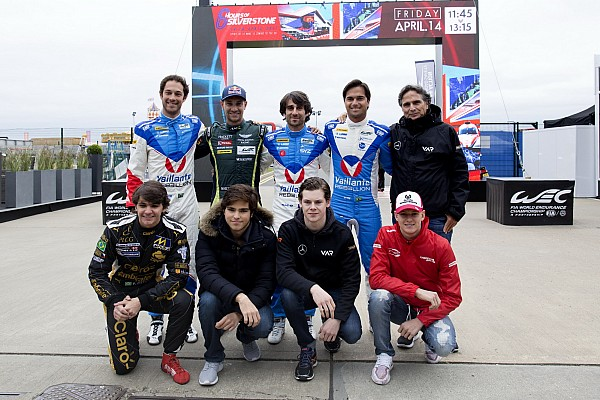 Silverstone recebe 6 famílias multicampeãs no fim de semana