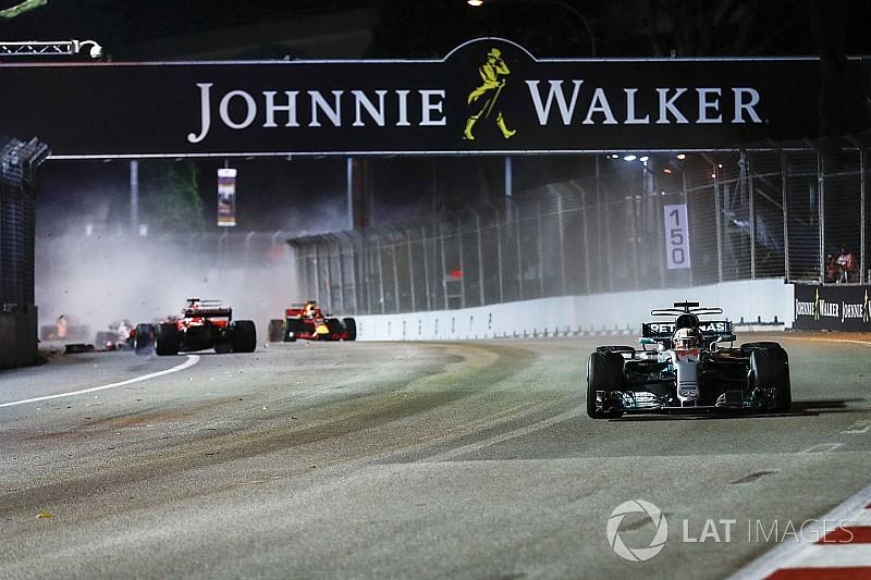 Gerhard Berger: Singapur war keine WM-Vorentscheidung in der F1