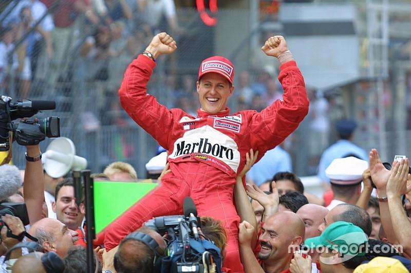 Mark Webber: Schumacher war ein