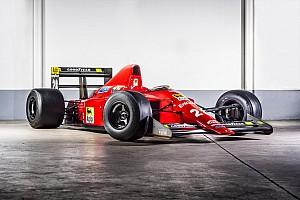 Революційний болід Ferrari Ф1 виставлений на аукціон